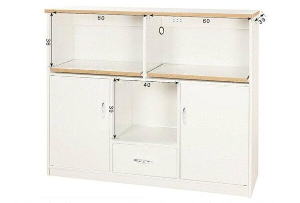 【石川家居】910-05白色電器櫃(CT-607)#訂製預購款式#環保塑鋼P無毒防霉易清潔