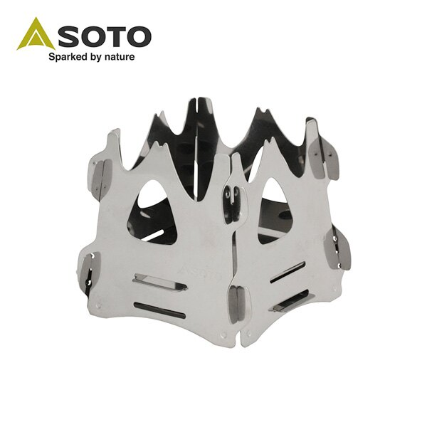 SOTO 迷你焚火台(四面)ST-941