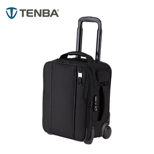 ◎相機專家◎TenbaRoadieRoller18攝影滾輪行李箱638-711公司貨