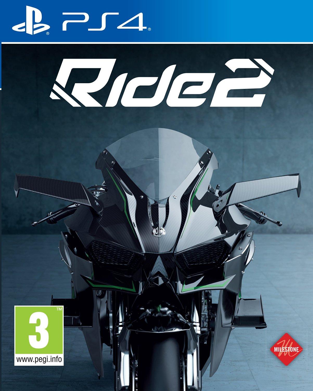 PS4 RIDE 2 極限騎行2 -英文版- 重型機車 摩托車 騎乘之旅 MotoGP