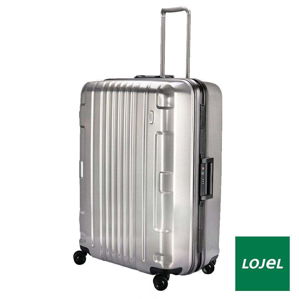 【日本 LOJEL】鎂合金 29吋 PC 輕量鎂拉桿 雙輪 輕量 行李箱 / 旅行 - 金屬鎂合金