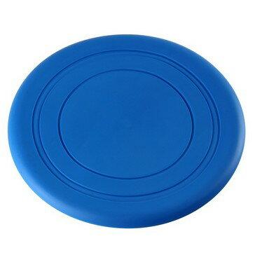 【淘氣寶寶】Scrunch 矽膠飛盤-深藍色