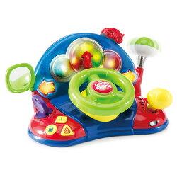【麗嬰房】Kids II - Bright Starts 聲光駕駛方向盤玩具