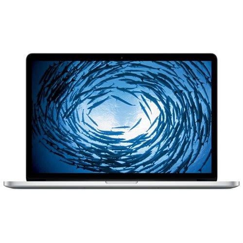"Apple MacBook Pro MGXC2LL/A 15.4"" LCD Notebook - Intel Core i7 Quad-core (4 Core) 2.50 GHz - 16 GB DDR3L SDRAM - 512 GB SSD - Mac OS X 10.9 Mavericks - 2880 x 1800 - Retina Display, In-plane Switching (IPS) Technology - NVIDIA GeForce GT 750M with 2 GB, I 0"