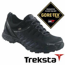 <br/><br/>  Treksta ADT 101 男GTX 防水登山鞋 黑 |戶外|健行鞋 KR16HM<br/><br/>