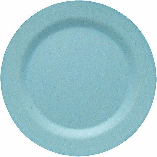 《NOW》Ecologie竹纖維餐盤(水藍20cm)