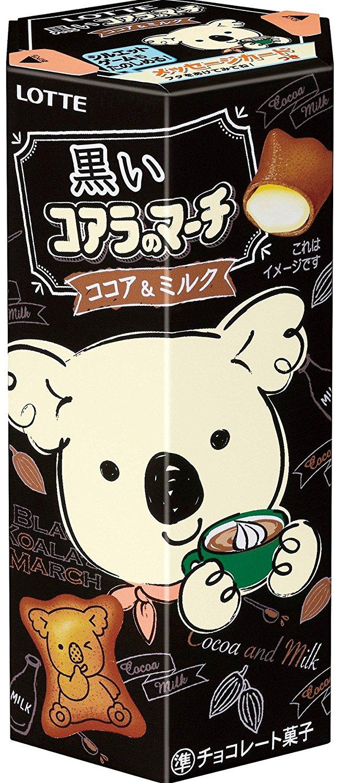 X射線【C179596】樂天 小熊餅乾-可可歐雷,點心/零嘴/餅乾/糖果/韓國代購/日本糖果/零食/伴手禮/禮盒