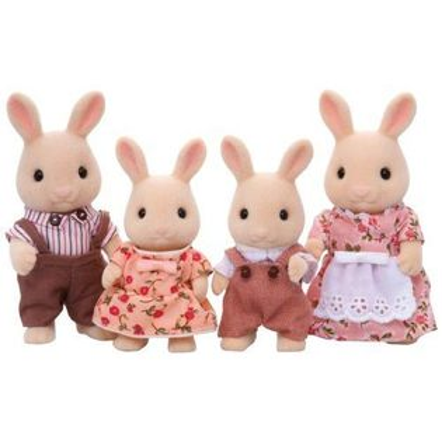 【EPOCH】森林家族-牛奶兔家庭組