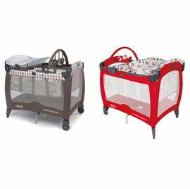 Graco -  Contour Electra 舒適嬰幼兒電動安撫遊戲床
