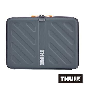 【THULE 都樂】15吋MacBook 筆電保護套 TAS-115-灰