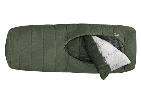 ├登山樂┤加拿大SIERRADESIGNSFRONTCOUNTRYBED二季露營舒適睡袋M號#70618216M