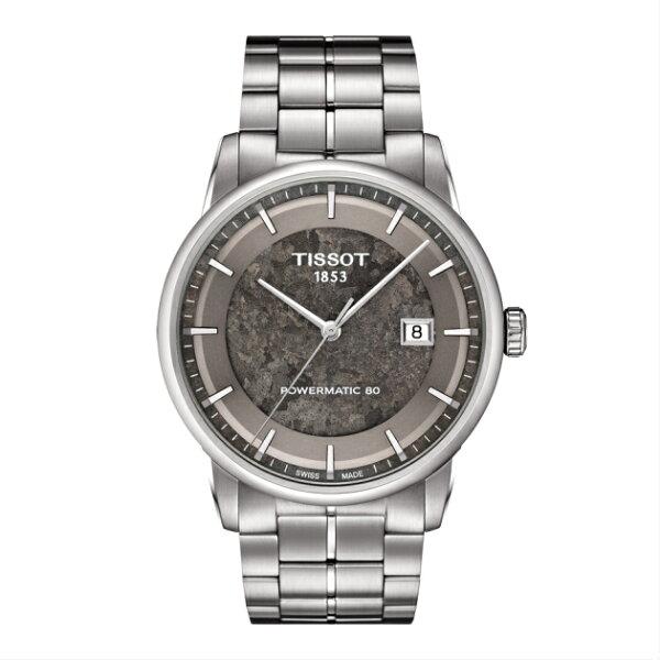 TISSOT天梭T0864071106110動力儲存80小時機械錶41mm