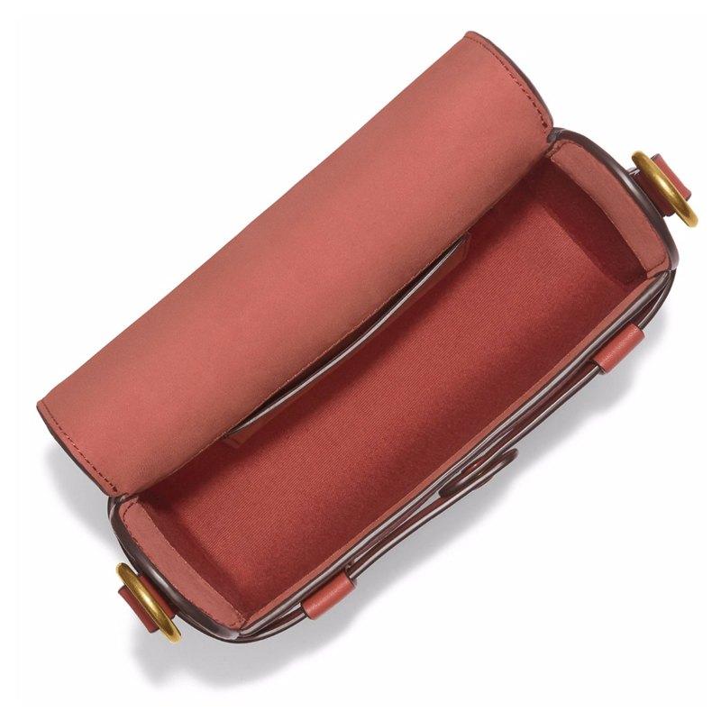 Tory Burch ALASTAIR PEBBLED SMALL BAG 新款單肩斜跨包 兩色 32545 \ 32544 7