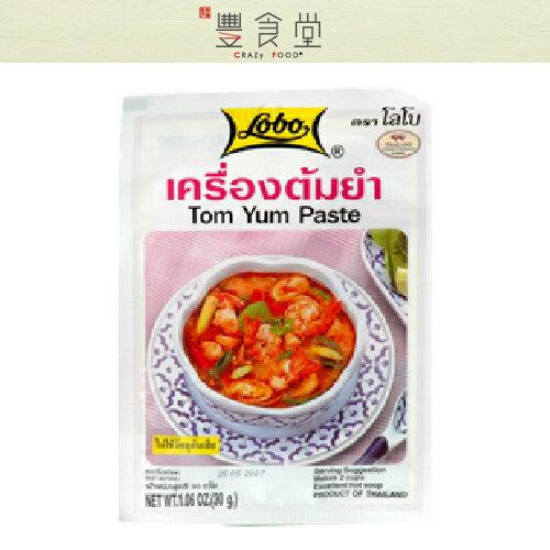 LOBO 泰國進口料理包 泰式風味 酸辣湯 /打拋肉(九層塔)醬