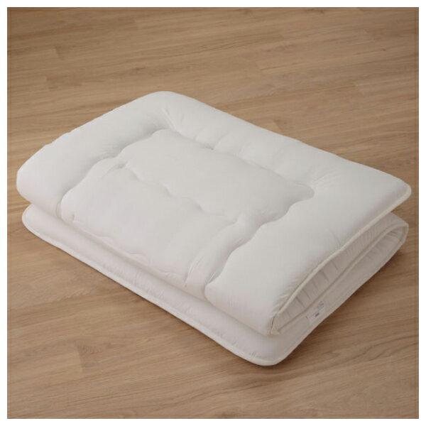 ◆日式床墊 收納便利 單人 NITORI宜得利家居 1