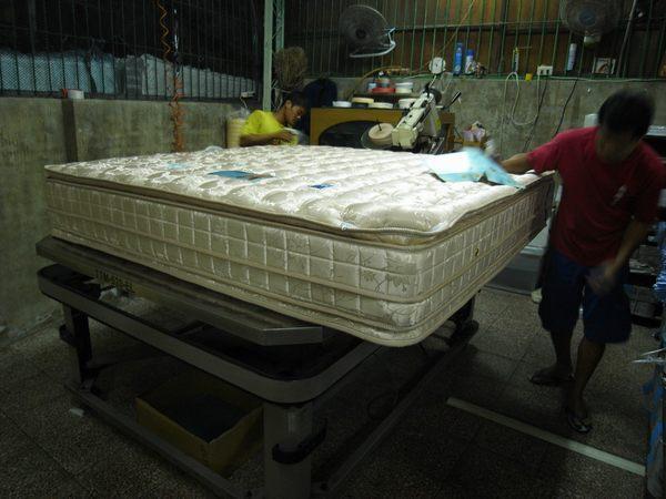 【石川家居】MA-20 五線5尺雙面舒壓記憶膠+蜂巢獨立筒床墊→工廠十年保固c