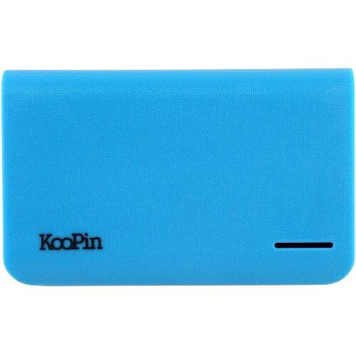 KooPin 立體格紋行動電源 通過BSMI認證 台灣製 K2-7800◆贈送! 抽拉式手機套◆