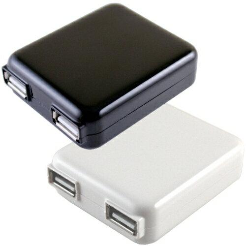 通海 2USB 旅充頭/USB電源充電器 ( H25B-BB )◆贈! 抽拉式手機套(高質感皮革) ◆