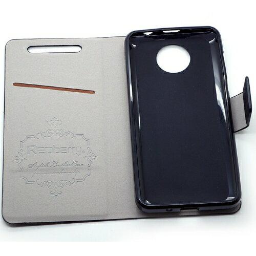 Redberry HTC Desire 600c dual 亞太雙卡機 甜漾簡約 立架式本皮套