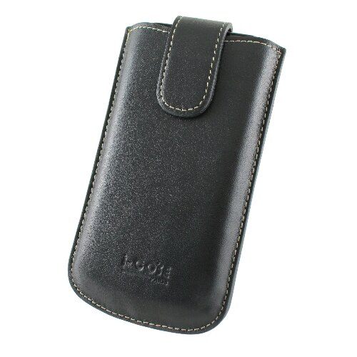 i-COSE 義大利Nappa 頭層皮 Samsung i9001 Galaxy S plus 手機皮套(贈SIM卡43合一讀卡機)