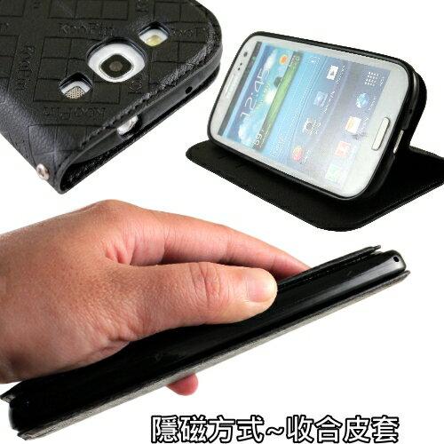 KooPin Samsung Galaxy Grand 2 (G7102) 隱磁系列 超薄可立式側掀皮套