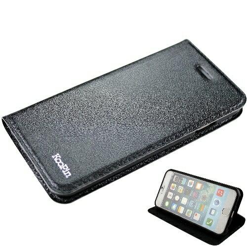 KooPin Apple iPhone 6 Plus (5.5吋) 隱磁系列 商務簡約可立式皮套