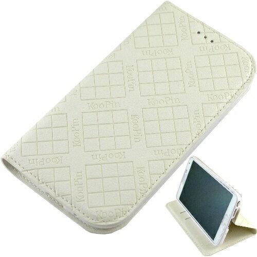 KooPin HTC One (M8) 隱磁系列 超薄可立式側掀皮套