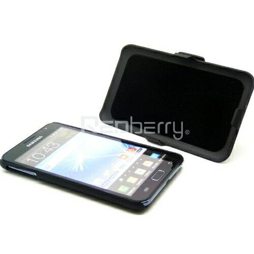 SAMSUNG Galaxy Note N7000 /i9220 多功能腰掛 背蓋/保護殼