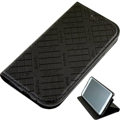 KooPin Samsung Galaxy S4  I9500  隱磁系列 超薄可立式側掀