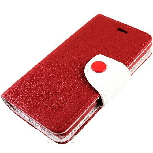 KooPin Samsung S7270 Galaxy Ace 3 雙料縫線 側掀(立架式)皮套