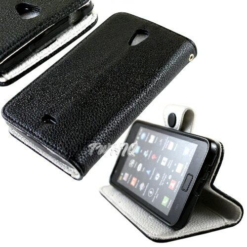 KooPin SONY Xperia T LT30i /LT30p 雙料縫線 側掀(立架式)皮套◆送很大!專用型螢幕保護貼◆