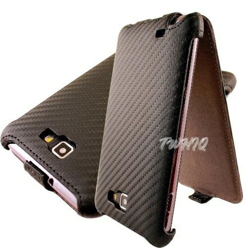 Samsung Galaxy Note i9220/N7000 動感卡夢紋 下掀式/翻蓋式 手機皮套◆送很大!! USB 車充◆