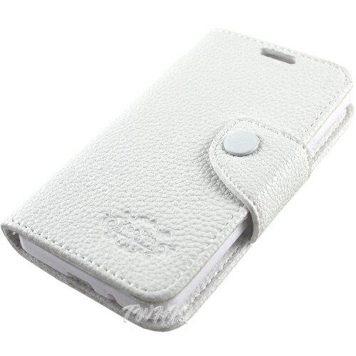 KooPin Samsung Galaxy Premier (i9260) 雙料縫線 側掀(立架式)皮套◆送很大!專用型螢幕保護貼◆