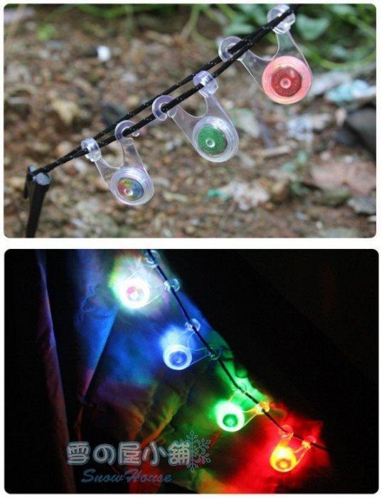 ╭☆雪之屋小舖☆╯青蛙燈 甲蟲燈 營繩警示燈 矽膠燈 頭盔燈 車尾燈 自行車 前燈 裝飾燈 車燈 老鼠燈