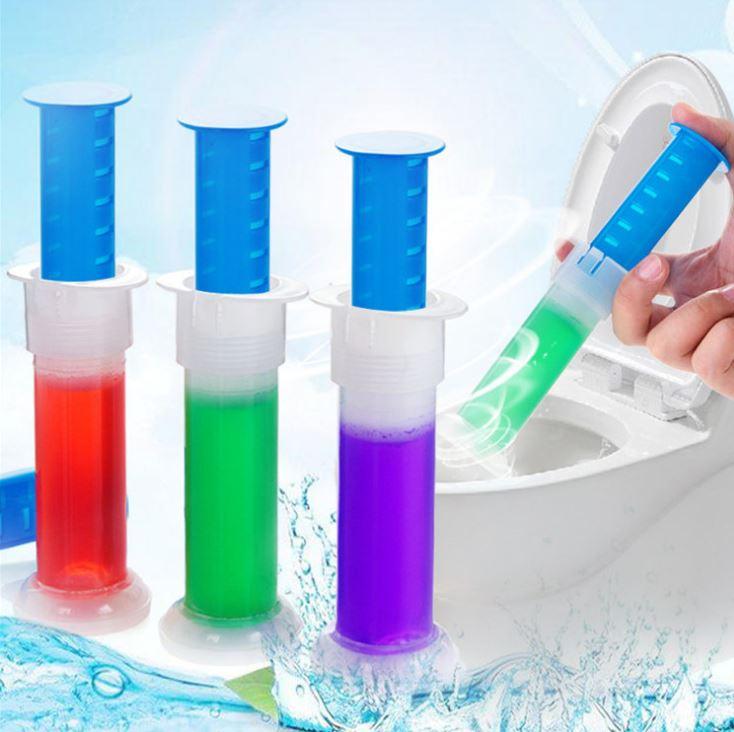 【省錢博士】馬桶香氛豆潔廁神器 / 除臭潔廁凝膠 / 清香豆潔廁清潔劑