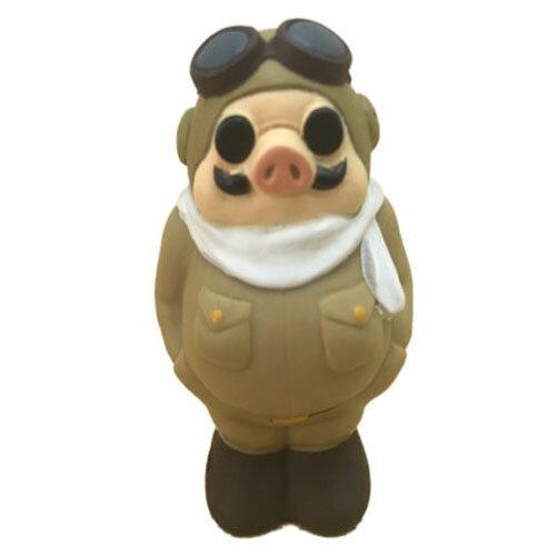 【真愛日本】16062300029指套娃娃-波魯克羅素紅豬  宮崎駿 紅豬 飛行艇時代 日本帶回 預購+現貨