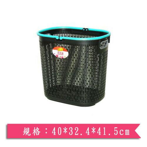 最划算洗衣籃  40~32.4~41.5cm ~愛買~