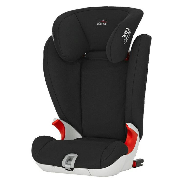 Britax - Romer KIDFIX SL通用成長型汽車安全座椅(汽座) -玄黑 0