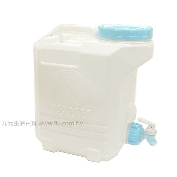 【九元生活百貨】佳斯捷 9102P 太平洋生活水箱-10L 水箱