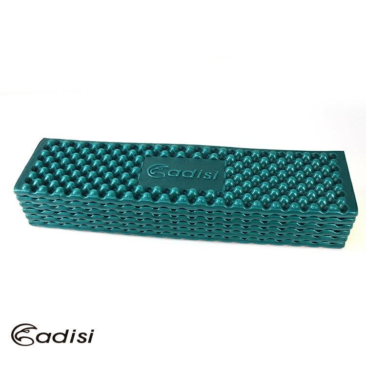 ADISI 輕量折疊睡墊Camping Mat AS16020/城市綠洲(睡墊、露營、輕巧、台灣製)