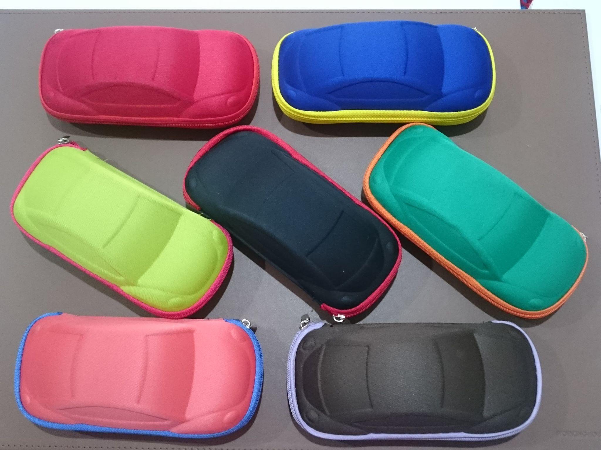 超可愛造型小車車眼鏡盒