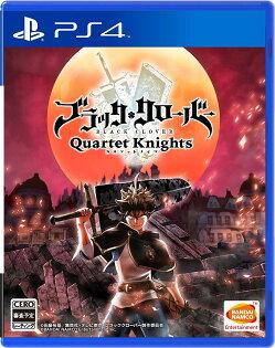 預購中9月13日發售中文版[普遍級]PS4黑色五葉草騎士四重奏
