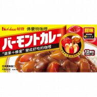 【橘町五丁目】日本House佛蒙特咖哩-甜味
