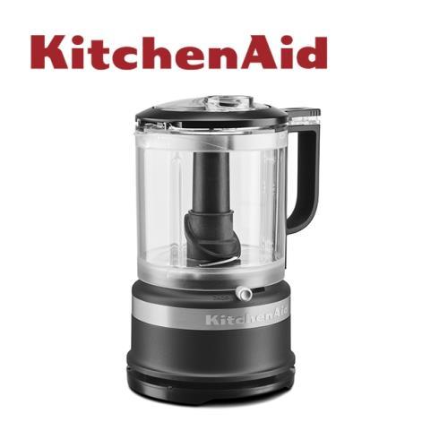 KitchenAid 5cup 3KFC0516TBM食物調理機(新版) 尊爵黑