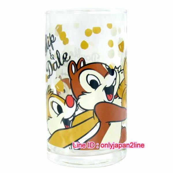 【真愛日本】16112300006日本製玻璃杯250ML-奇蒂咖啡點   迪士尼 愛麗絲夢遊仙境  馬克杯 杯子 水杯