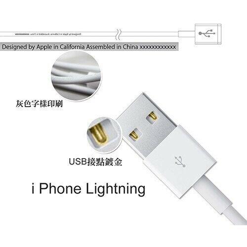 iPhone充電線 傳輸線 蘋果充電線 可用於 iX Xs max XR iPhone8 i7 apple