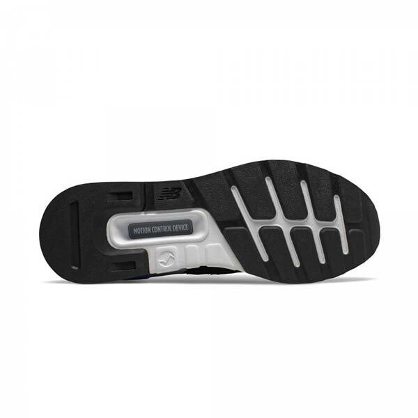 【NEW BALANCE】NB 997 休閒鞋 復古鞋 襪套 藍 男鞋 -MS997JKDD 3