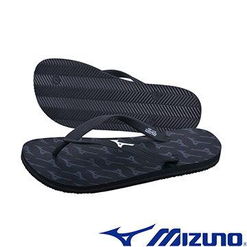 K1GS168109(黑)MIZUNO FLIP FLOP 運動夾腳拖鞋 A【美津濃MIZUNO】