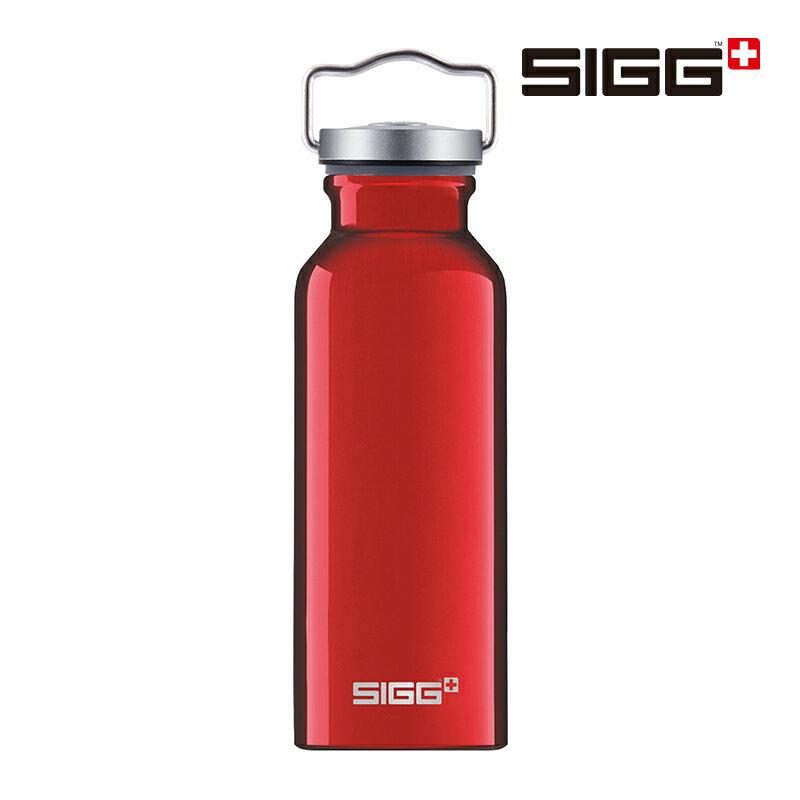 SIGG Original 原始經典鋁瓶 0.5L 紅色 水壺 0