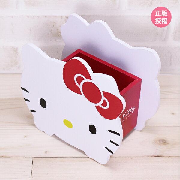 Hello Kitty 萌萌收納盒 小物收納 文具收納 製 三麗鷗 Sanrio 蕾寶 生日 畢業   情人節 聖誕 聖誕節